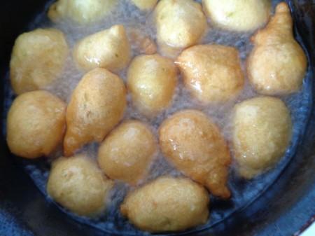 dough-oil